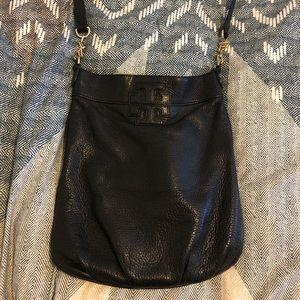 Tory Burch 100% authentic black cross body bag